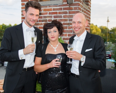 10 jaar Drie Goten